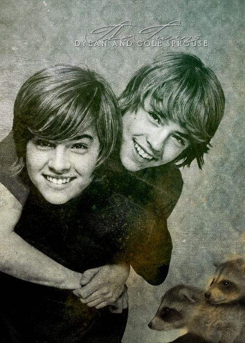 Peter Pan Dreamcast - Cole and Dylan Sprouse as The Twins