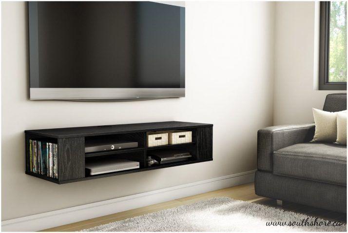 Floating Shelf Under Flat Screen Tv Full Size Of Furniturefloating Bracket Cable Box Wall Mounted Mount