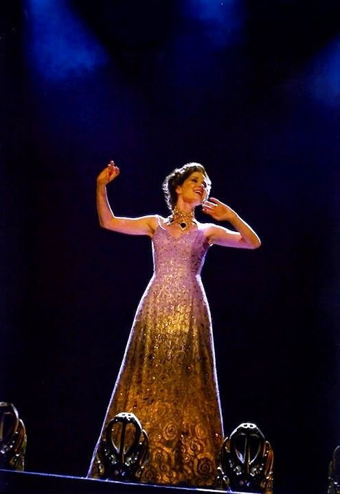 Spotlight On Phantom 25 Interview Sierra Boggess Phantom Of