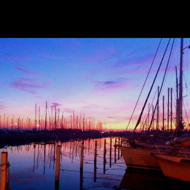 Harbor Of La Grande Motte France Provence France France Trip