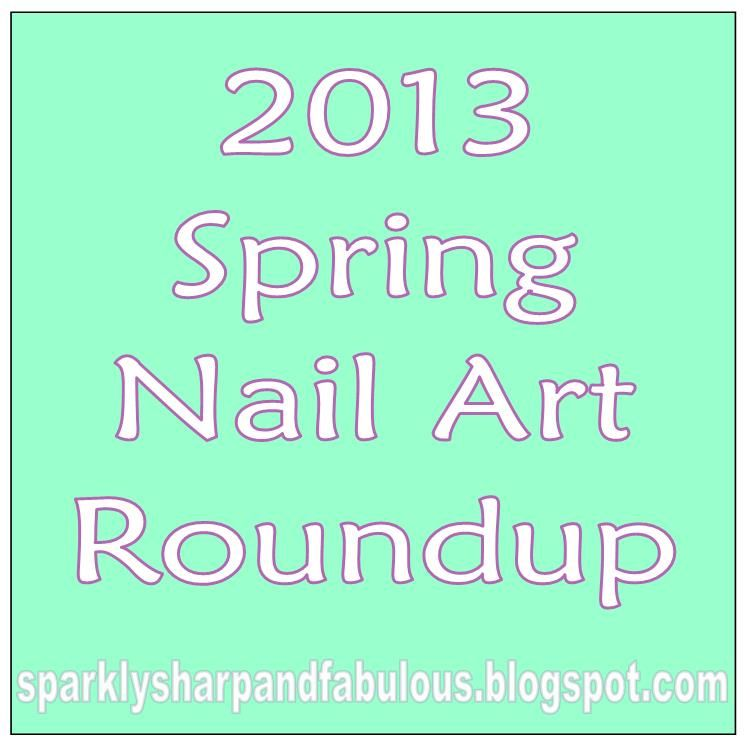 2013 Spring and Easter Nail Art Ideas