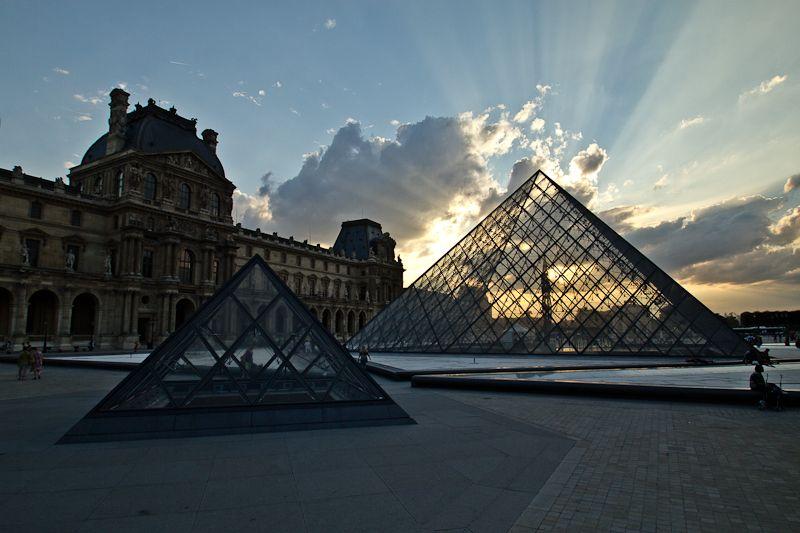 Frankreich_Louvre