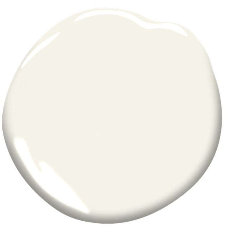 Why I Love Benjamin Moore S Simply White Paint Color White Paint
