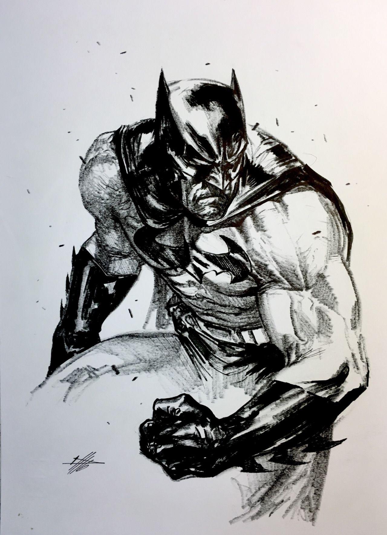 Impressionnant Dessin A Imprimer De Batman