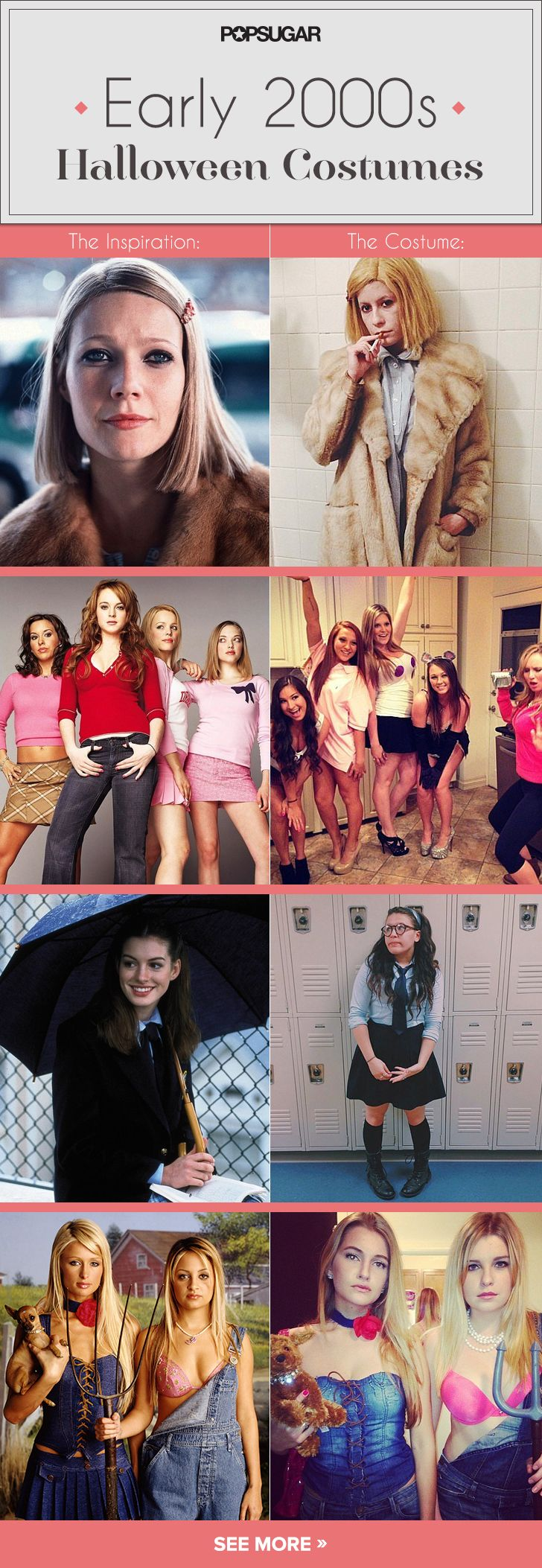 ada9e0ed980 Oops, We Did It Again . . . 31 Millennial Costumes That Are So Fetch ...