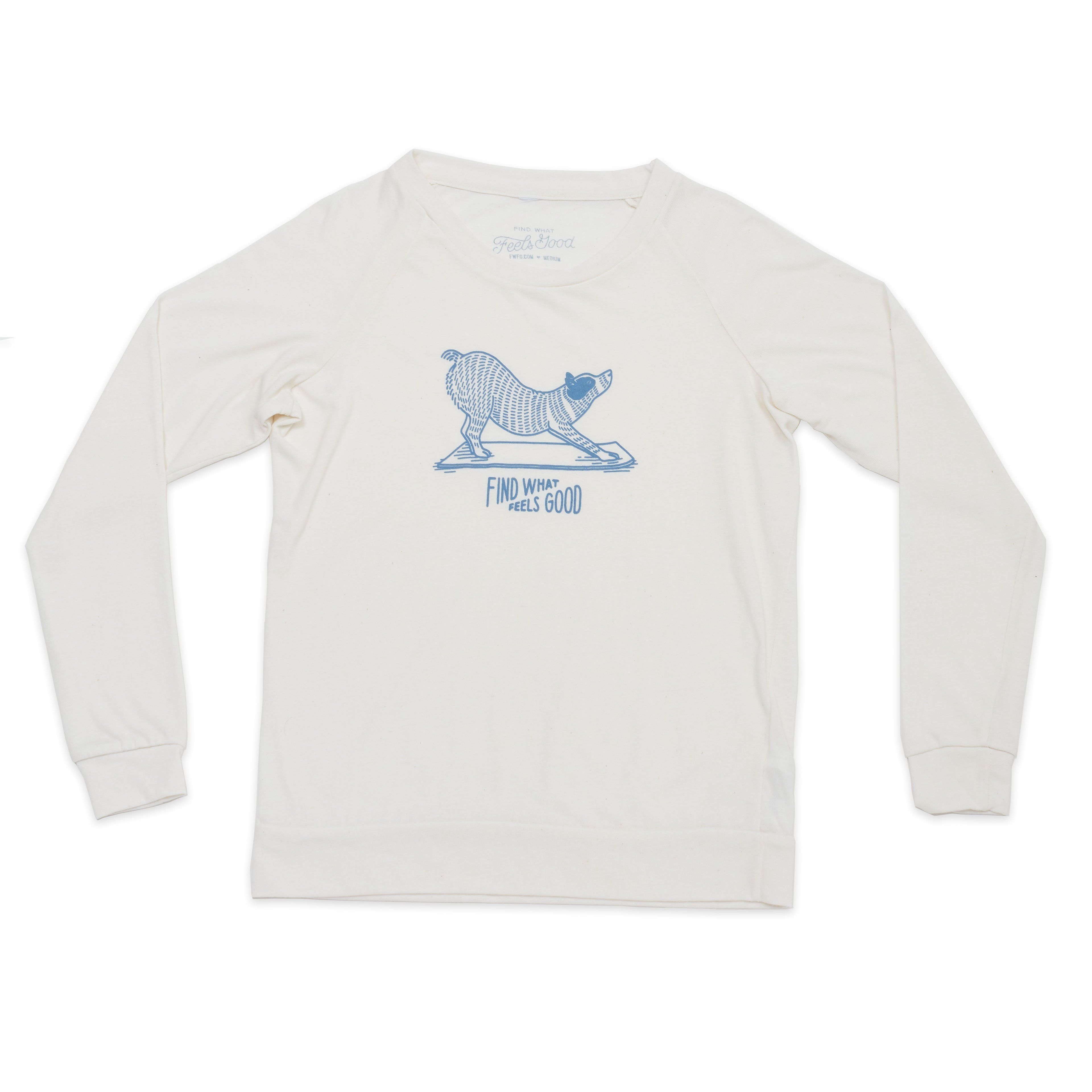 0a03529f5b Benji Long Sleeve Pullover - Ivory in 2019   Needful Things   Long ...