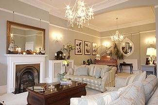 Stylish sitting room in Devon | Interiors | Pinterest | Sitting ...