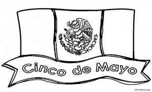 Cinco De Mayo Coloring Pages Flag Coloring Pages Coloring Pages