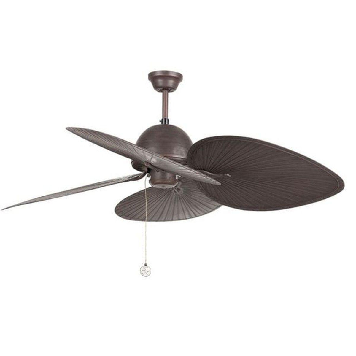 Ventilateur Faro Cuba 132cm Brun Wenge Taille Taille Unique Ventilateur Plafond Ventilateur Et Wenge
