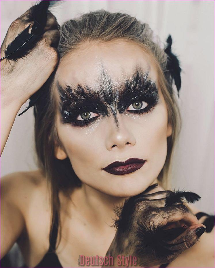 100 Maquillaje de Halloween + Ideas que no debes perderte – Estilo alemán