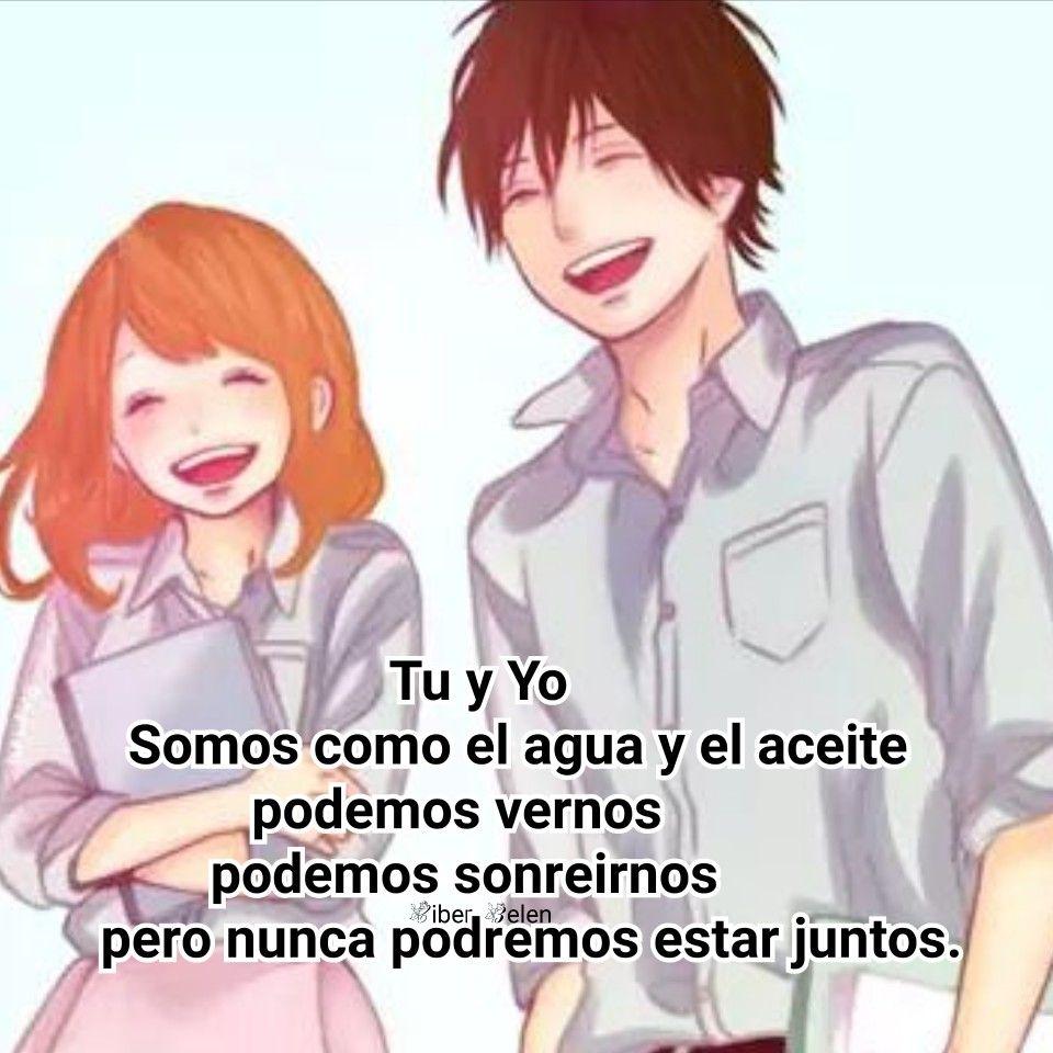 Frases Anime Amor Nuevo Pinterest Anime Frases And Truths Fotos De