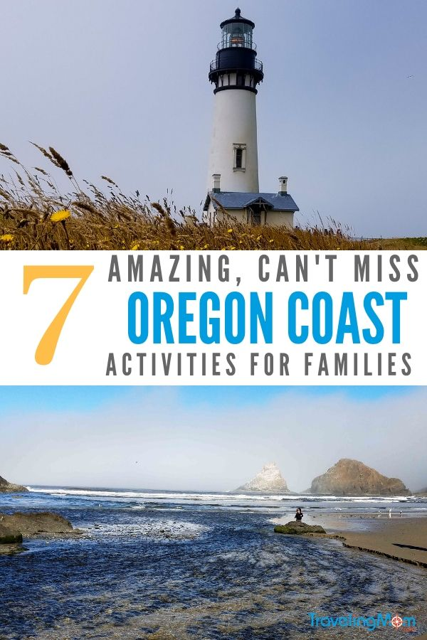 Best Family-Friendly Activities On The Oregon Coast | TravelingMom