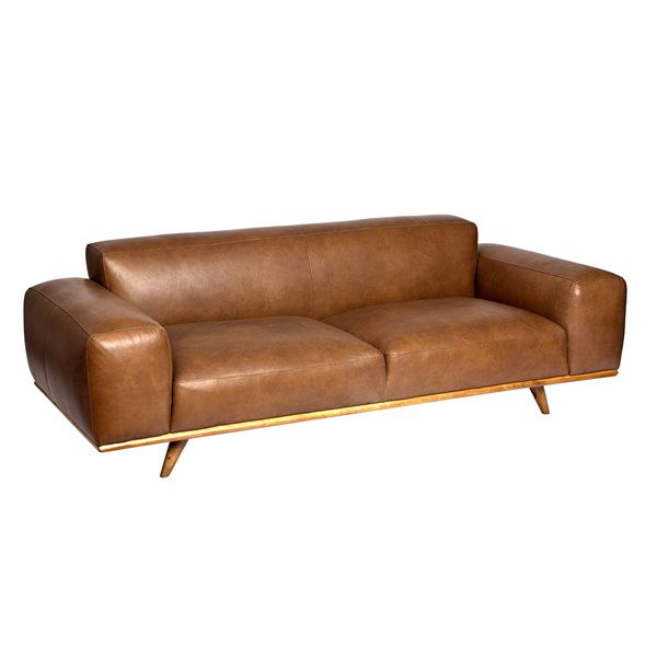 Overstock Com Online Shopping Bedding Furniture Electronics Jewelry Clothing More Tan Leather Sofas Leather Sofa Sofa