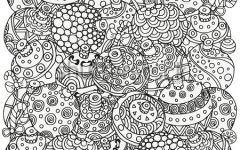 Lovely Christmas Adult Coloring Pages Ideas
