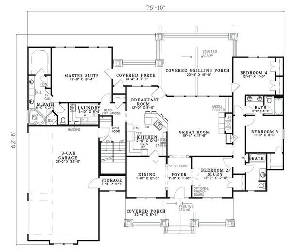 Pin By J Ronzel On House Plans (With Images)