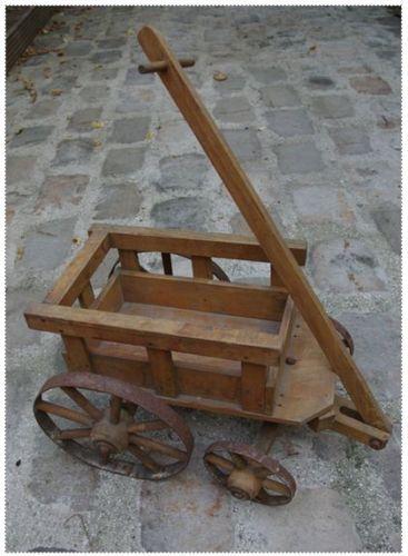 Ancien 1900 Jeux Charrette Jouet Et 1950Jouets Bois Enfant 08nZNOPXwk