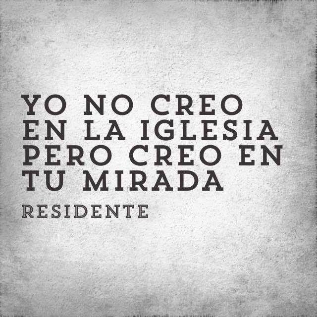 Pin En Residente Calle 13