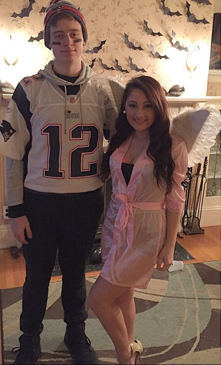 Tom Brady Halloween Costume 2020 Tom Brady and Gisele Bundechen!! | Couple halloween costumes