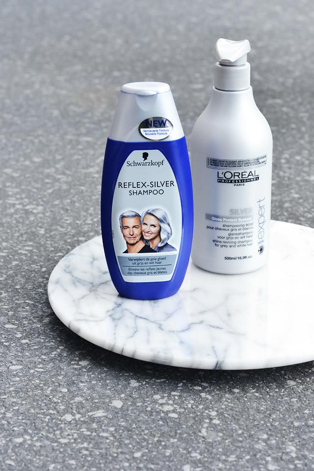 Reflex Silver Shampoo By Schwarzkopf L Oreal Professionnel