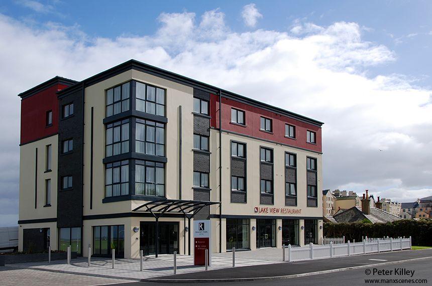 The Ramsey Park Hotel On Mooragh Promenade Peter Killey Isle Of Man