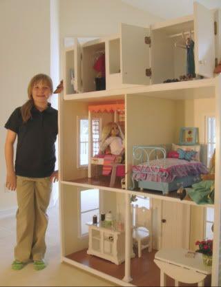 High Quality American Girl Doll House::katelynn Would Looooove : ) For Playroom!