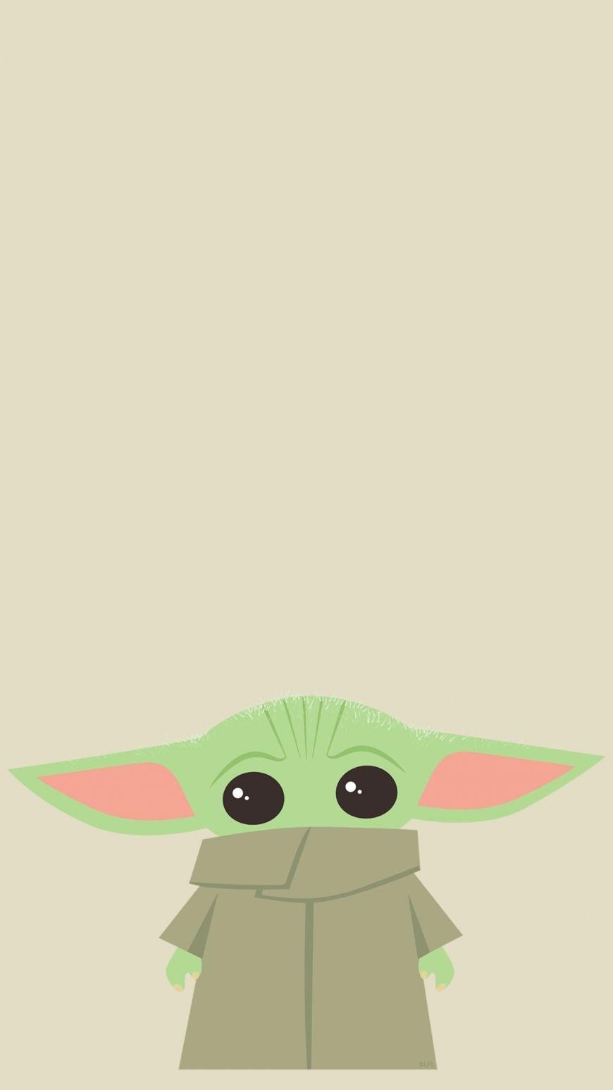 Cute Baby Yoda Wallpaper In 2021 Yoda Wallpaper Cartoon Wallpaper Iphone Cartoon Wallpaper Trends for baby yoda wallpaper iphone 7
