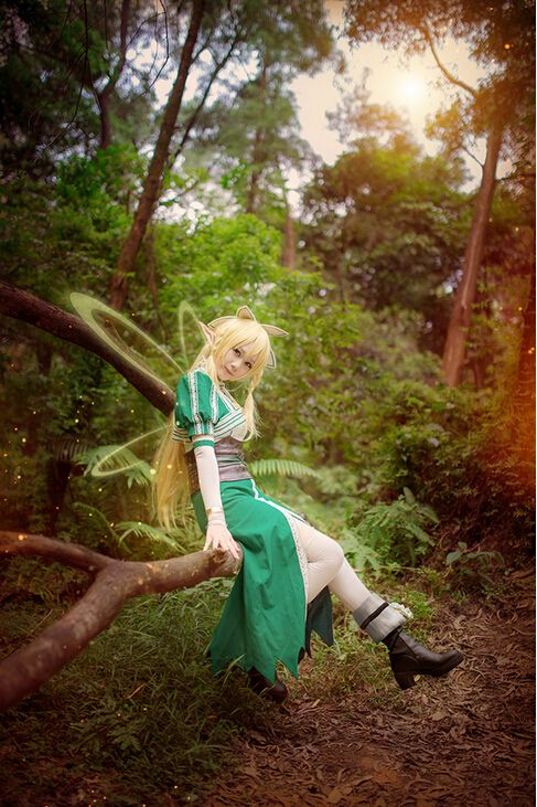 Kirigaya Suguha is the cousin and adoptive sister of Kirigaya Kazuto. Her VRMMORPG is Leafa. After Kazuto gets trapped in Sword Art Online, she begins playing Alfheim Online as a Sylph in an attemp…