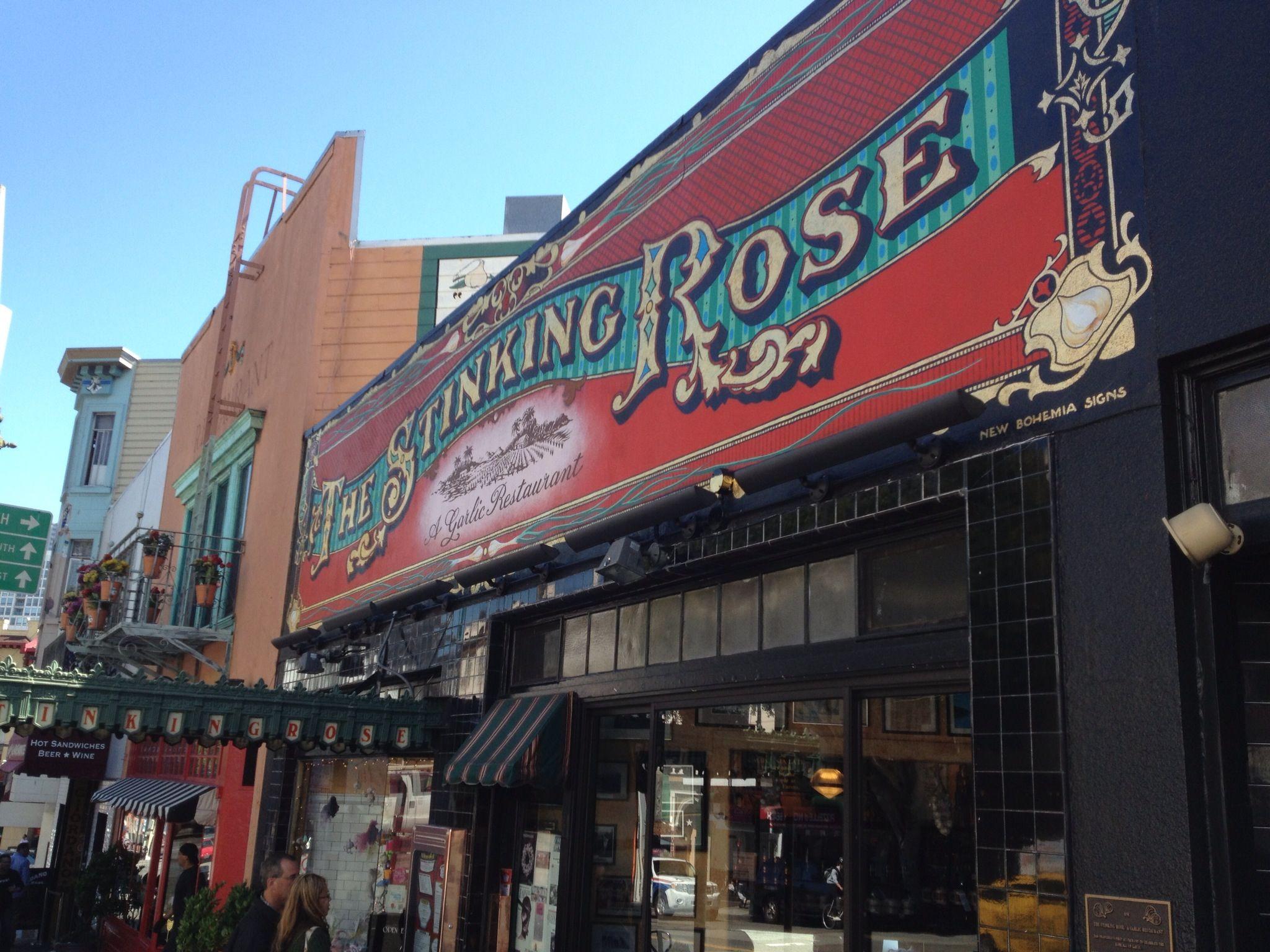 The Stinking Rose - San Francisco Fantastic food!