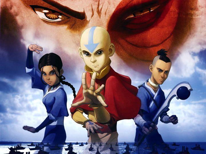 Season 1 Avatar The Last Airbender Avatar Characters Avatar