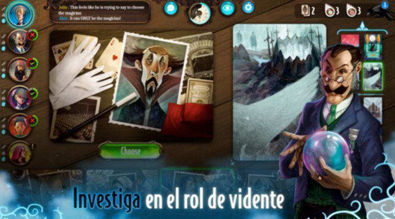 Ocio Juego El Famoso Juego De Mesa Mysterium Ya Tiene Version Movil