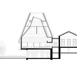 Bonell I Gil Vaud New Parliament Lausanne 26 Sacred Space Vaud Floor Plans