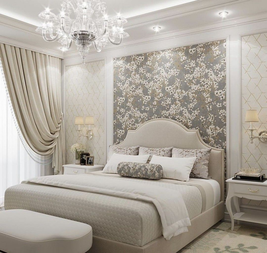 Beautiful And Elegant Bedroom Decorating Ideas  Classy bedroom