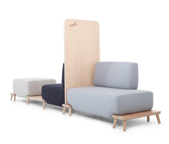 Podia de Luxxbox | Asientos modulares