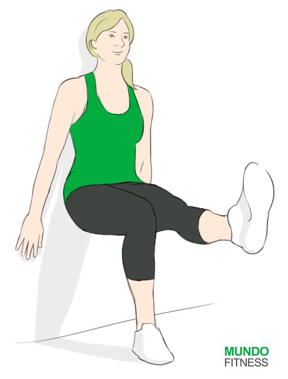 Ejercicios y estiramientos para aliviar el dolor de for Mundo fitness gym