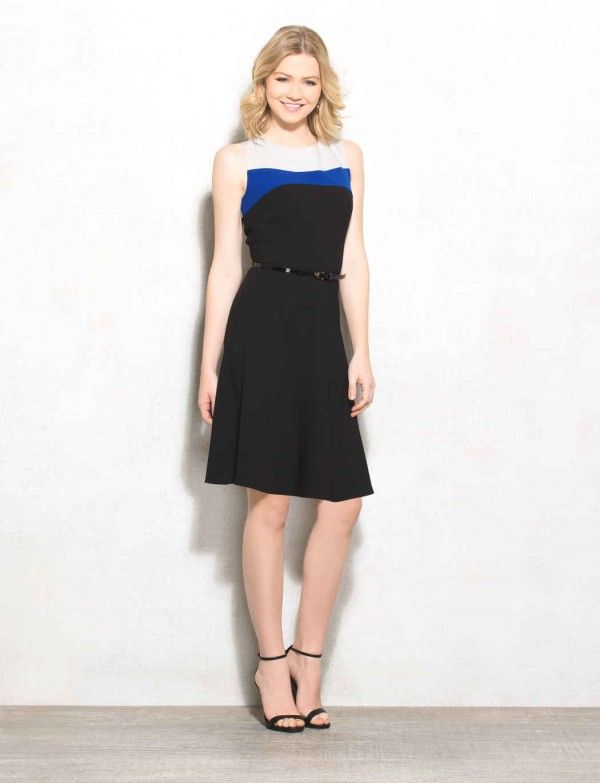 7a54151146c3 Eye-catching Petite Black Maxi Dress for Small Women