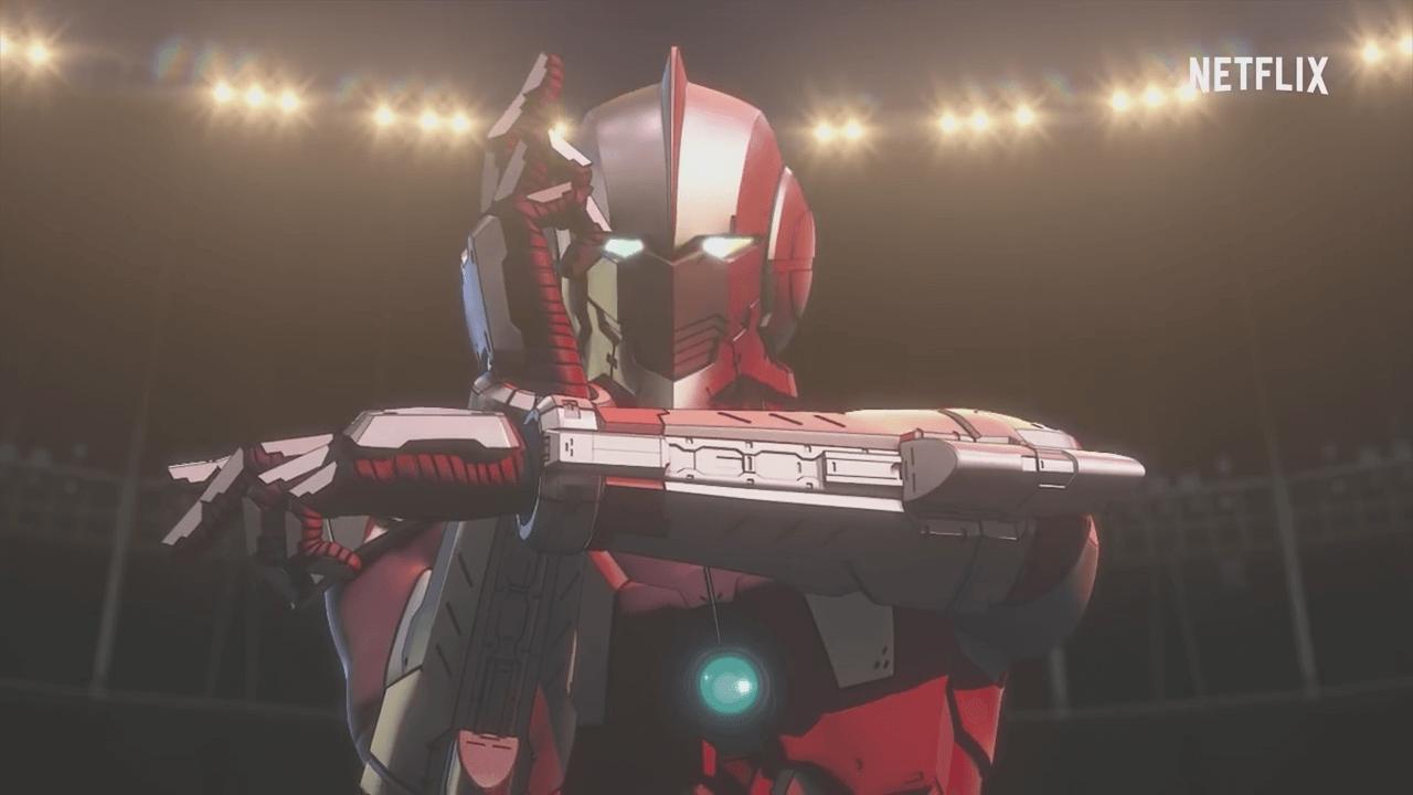 Anime 'Ultraman' Ungkap video Terbaru dan Tanggal rilis