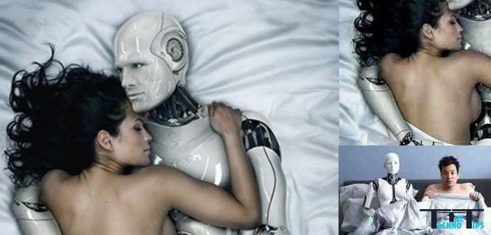 Erotica stories about humans and robots
