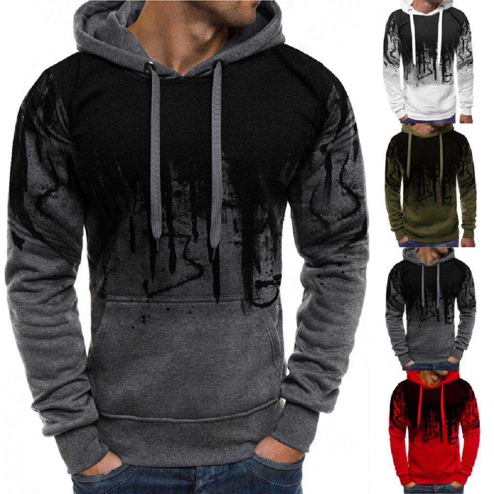 Frecoccialo 2020 Men Hoodies Slim Fit Hooded Sweatshirt Outwear Sweater Warm Coat Jacket Hot Walmart Com In 2020 Hooded Sweatshirts Hoodies Men Outwear Jackets [ 1001 x 1001 Pixel ]