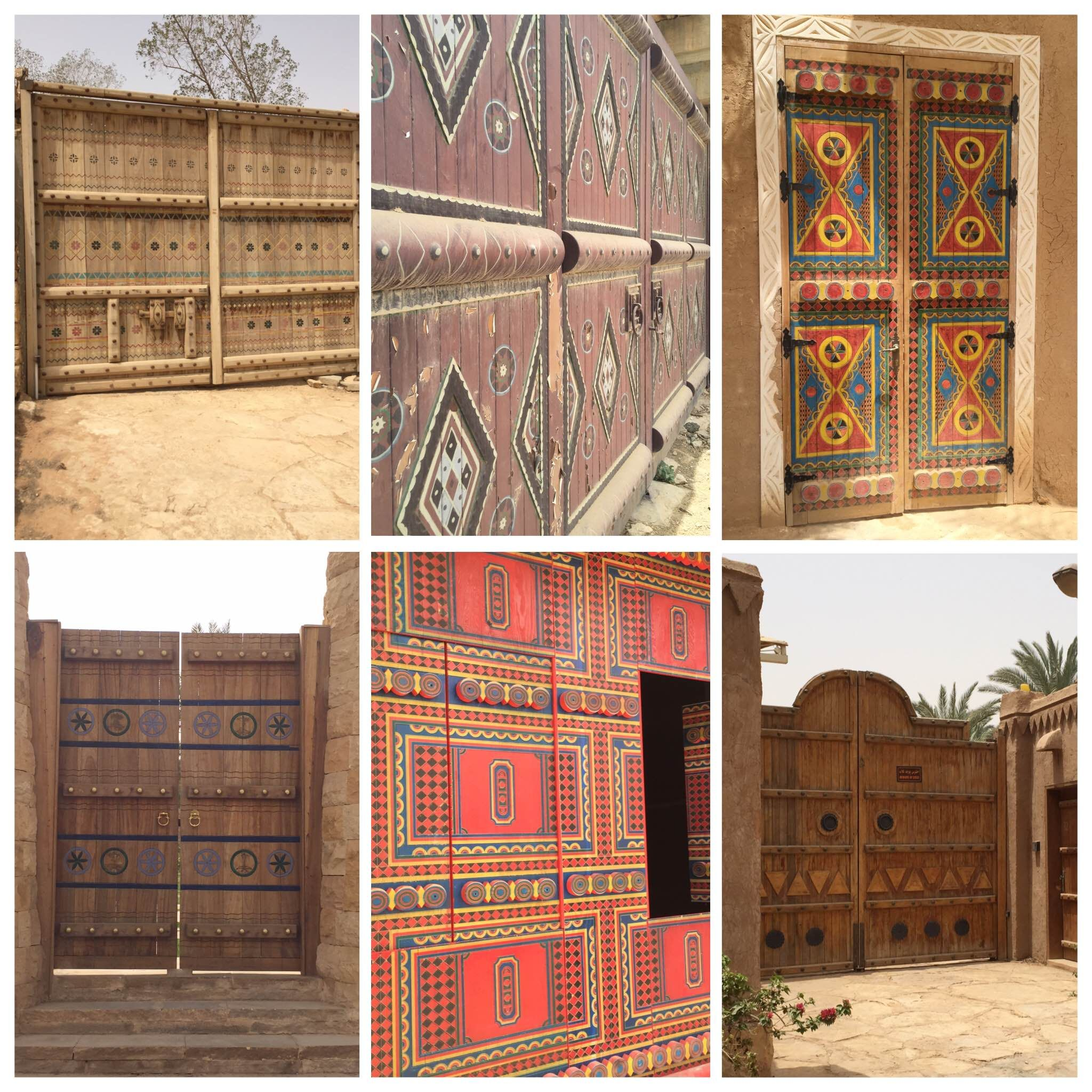 5 5 10 Things To Do At Historical Diriyah Old Doors Historical Traditional Architecture