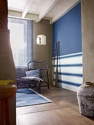 Resultado de imagen para cuartos pintados con guardas horizontales a ...
