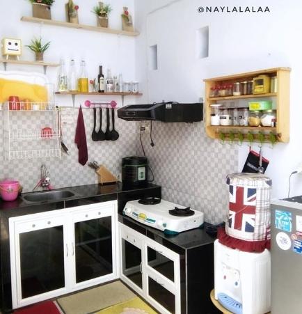 13 desain inspiratif terbaik dapur kecil pada rumah mungil