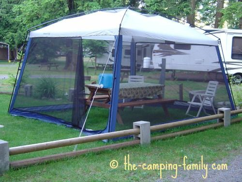 Screen tent guide & Screen tent guide | Screened in Areas | Screen tent Screen house ...
