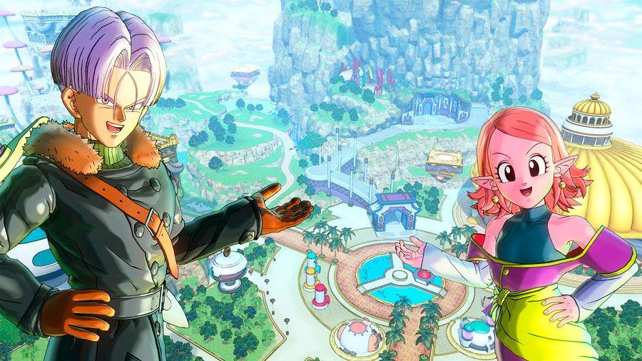 Dragon Ball Xenoverse 2 tendrá una versión gratis