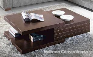 Tavolino Moderno - Mondo Convenienza | 倫 倫 倫 Ꮇყ sωɛɛƗ ...