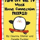 """As part of our effort to promote healthy living, we are encouraging our students and families to pledge to be TV and """"screens"""" free for the week. W..."""