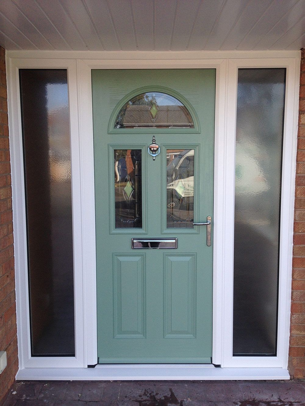 Double glazed front doors images