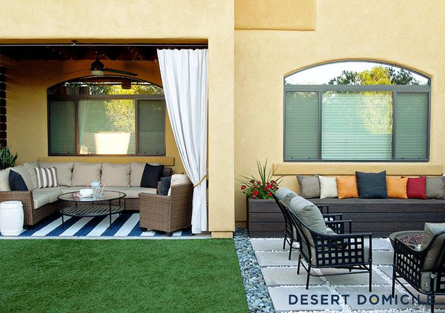 Home Depot Patio Style Challenge Reveal | Landscape ideas ... on Home Depot Patio Ideas id=67942