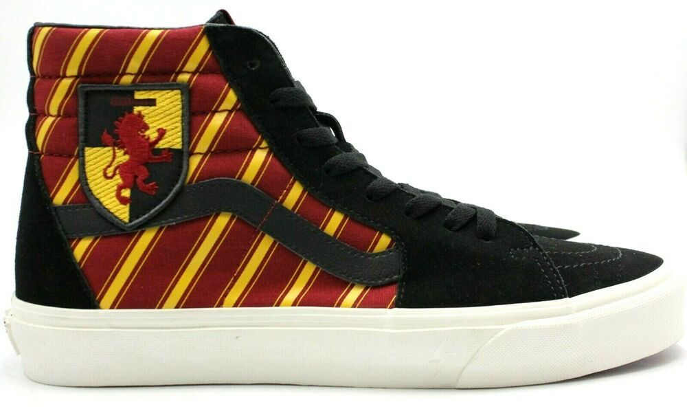 Advertisement(eBay) VANS x Harry Potter Gryffindor Men's Sk8