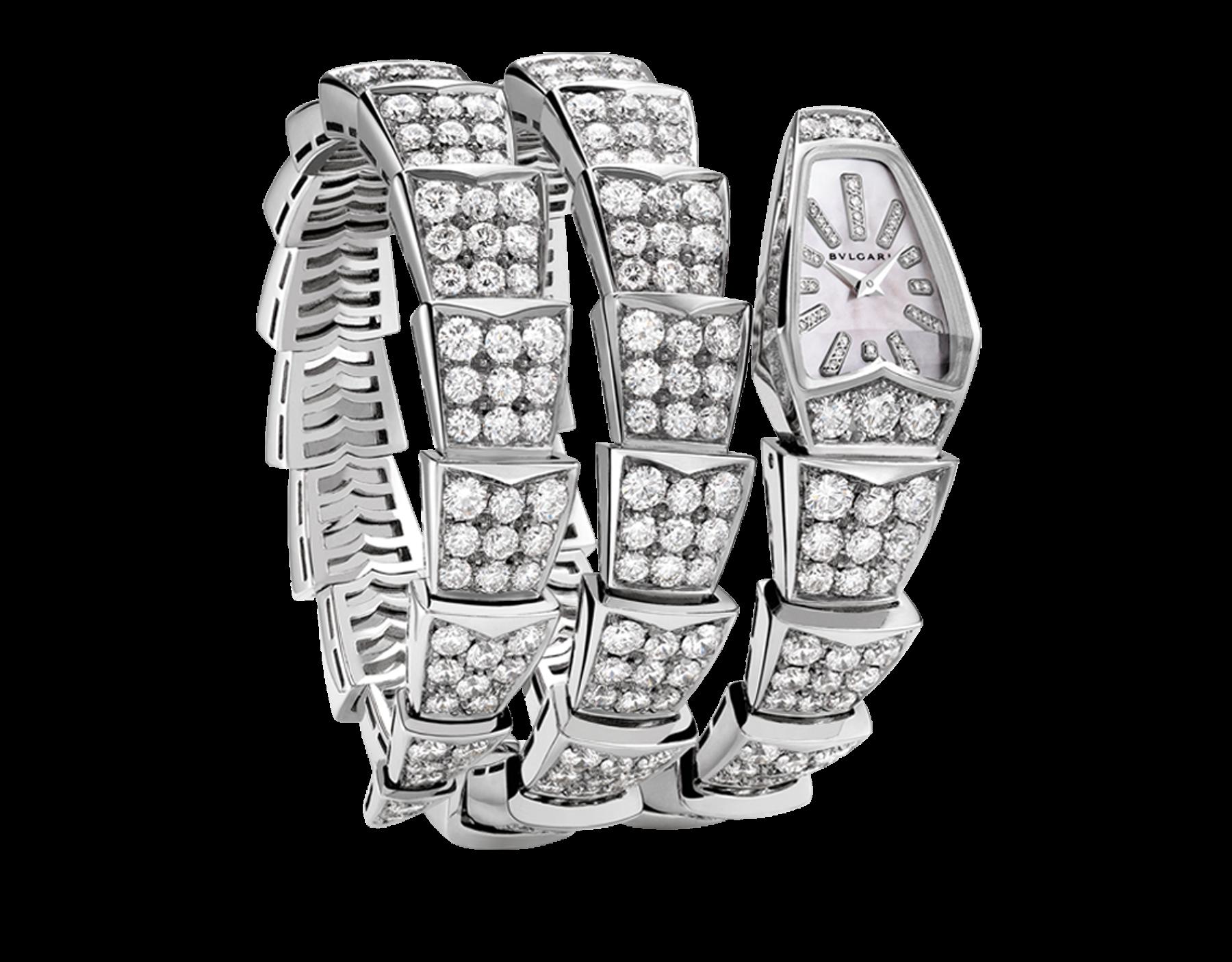 792609e4646 Relógios de luxo Bulgari