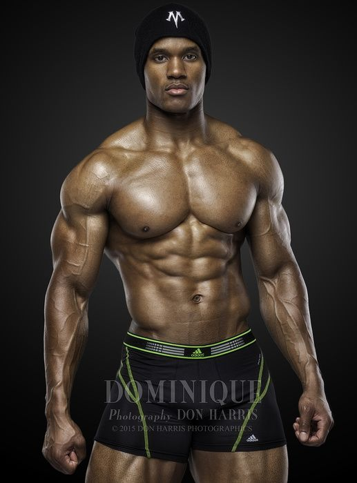 Fitness Models On Instagram Overtaking Celebrities As Role: Fitness Model: Dominique Photographer: Don Harris © 2015